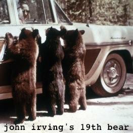 John Irving's 19th Bear